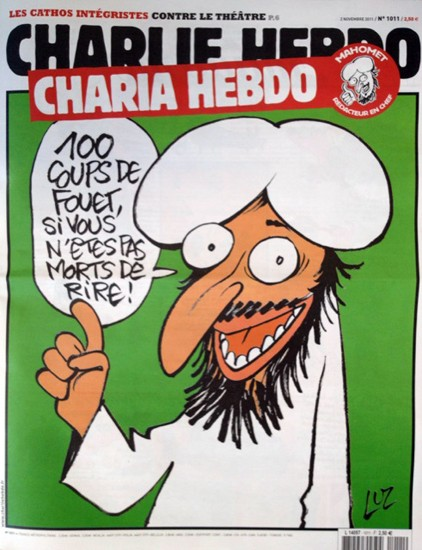 Charlie Hebdo: Rage and Solidarity