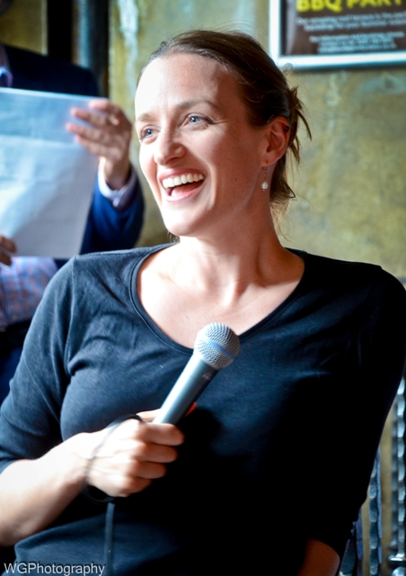 Feminist comedian Kate Smurthwaite's Goldsmiths gig 'sabotaged' by anonymous protesters, the Independent, 5 April 2016
