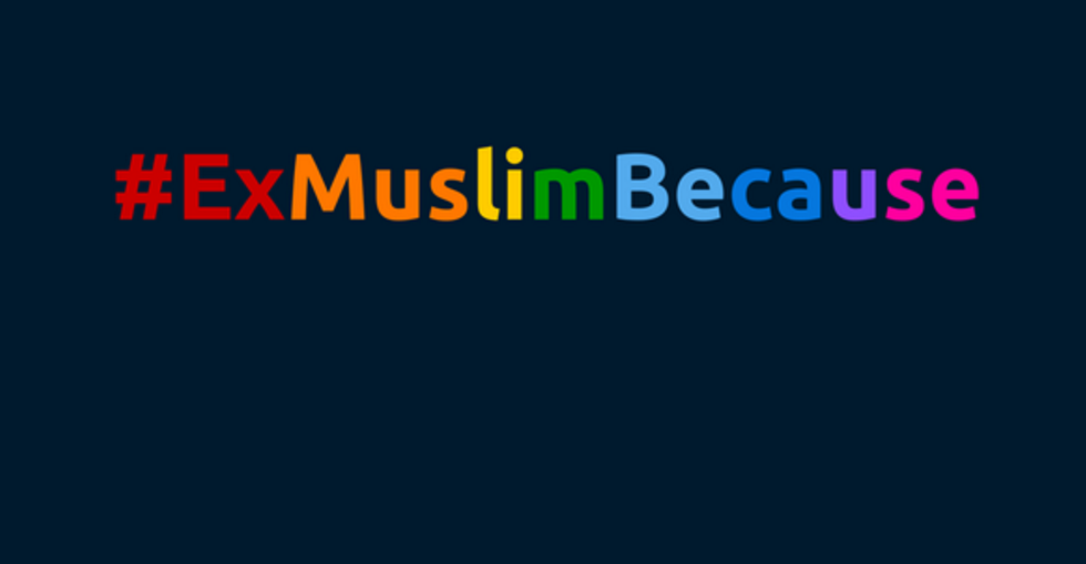 #ExMuslimBecause sparks serious debate, cheap insults and everything in between, Al Bawaba, 22 November 2015