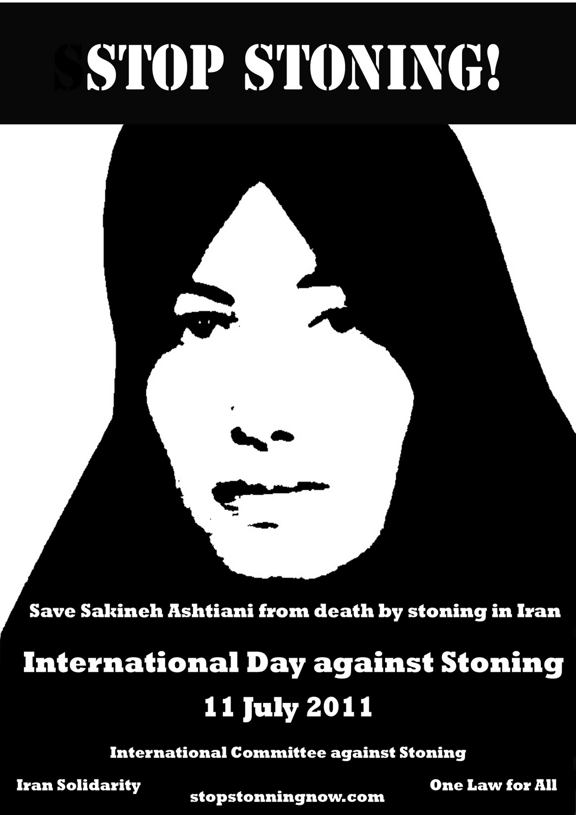 Support International Day Against Stoning, Richard Dawkins Foundation