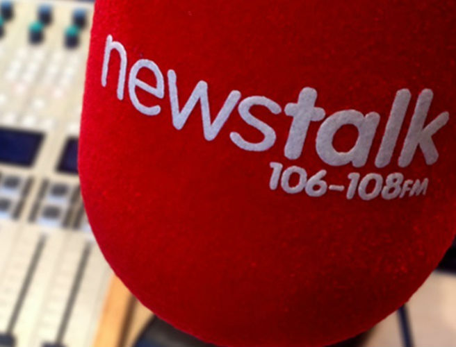 Maryam Namazie's debate on banning the burka, Ireland's Newstalk Radio