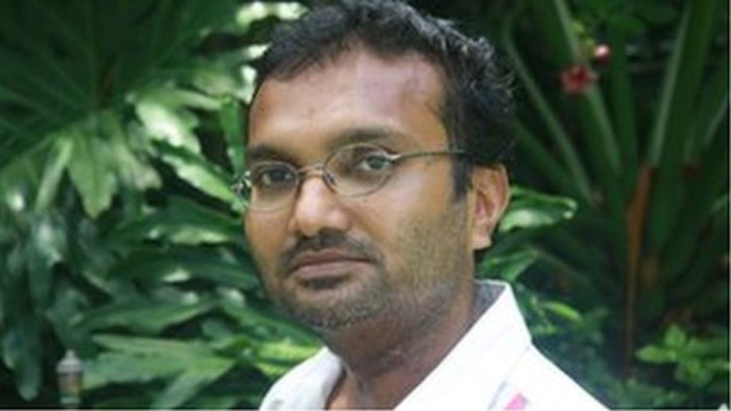 Defend Maldivian Blogger Ismail Hilath Rasheed