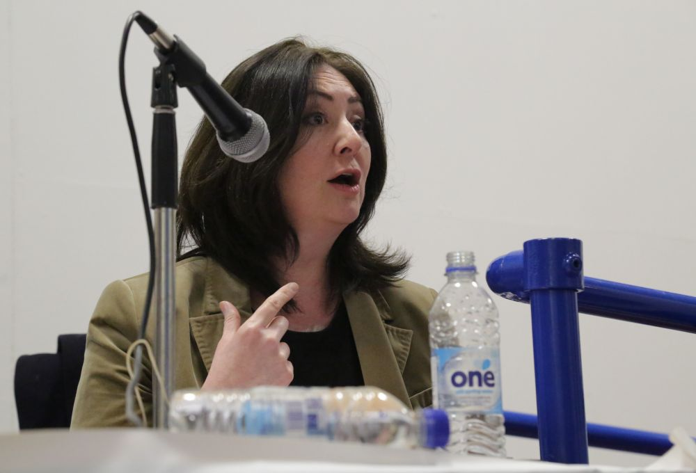 Human Rights Defender Maryam Namazie Fights on Several Fronts, CFI, 4 June 2016