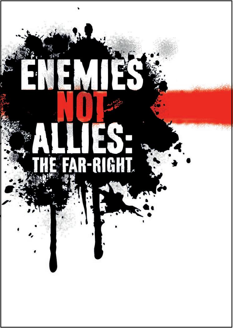 Enemies not Allies: