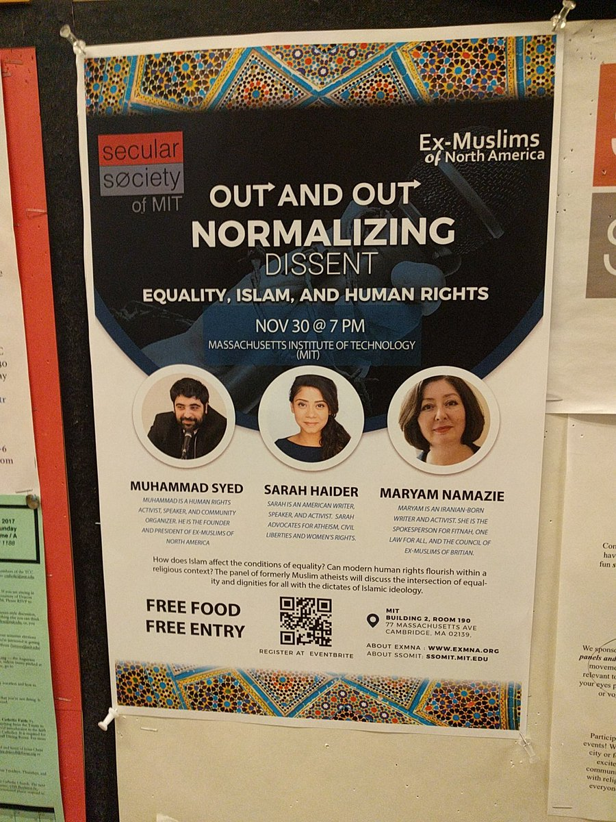 Past Events | Council of Ex-Muslims of Britain - CEMB