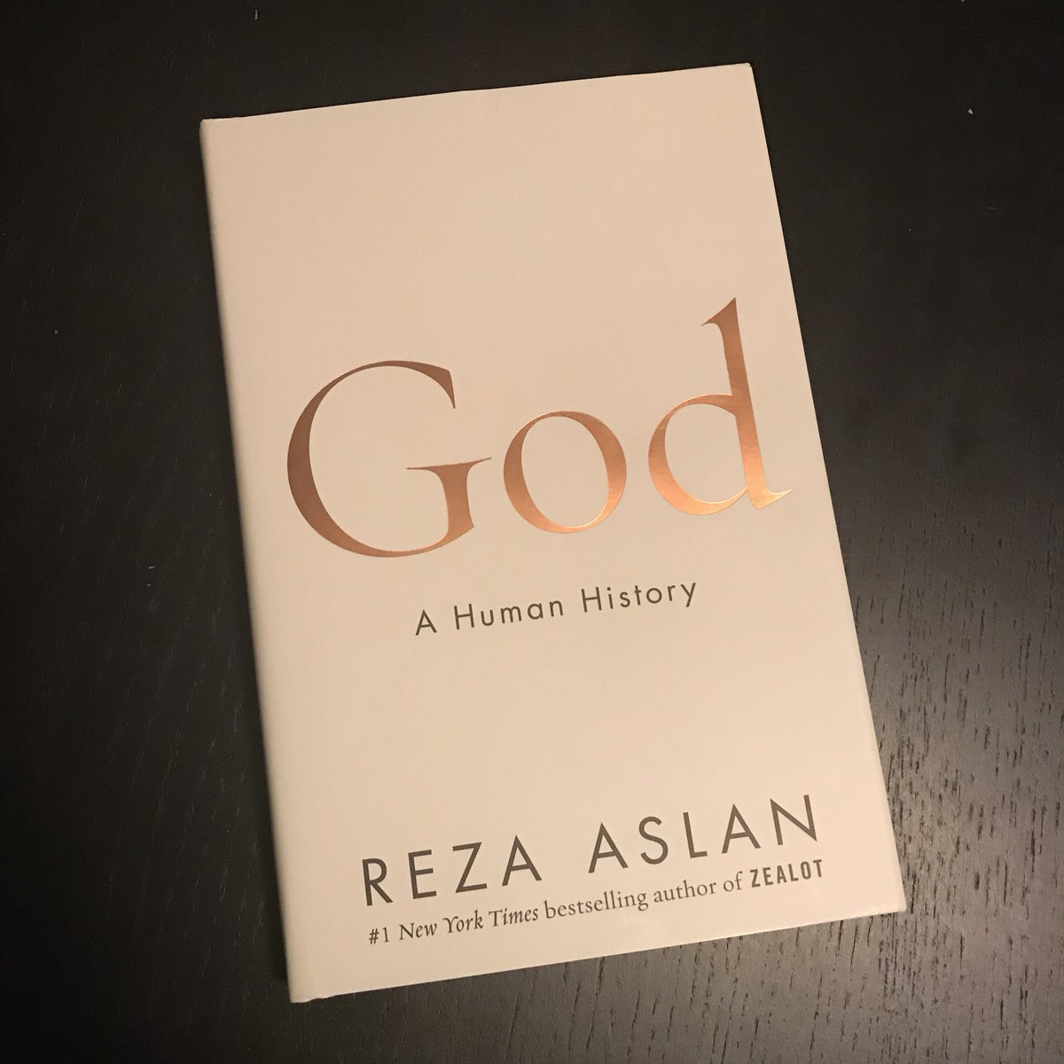 God: A Human History – a rescue attempt by Reza Aslan, The Freethinker, 23 November 2017