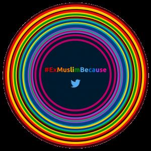 #ExMuslimBecause