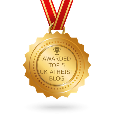 UK Atheist Top 5 Blogs
