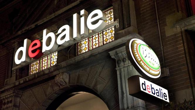 photo of debalie sign