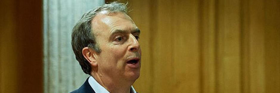 Photo of Peter Hitchens