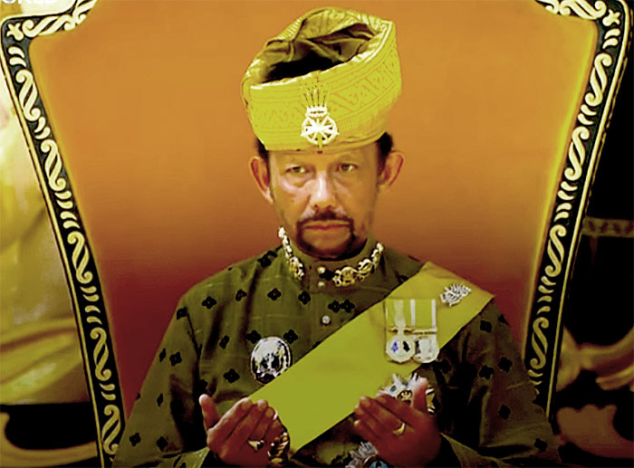 Sultan of Brunei picture