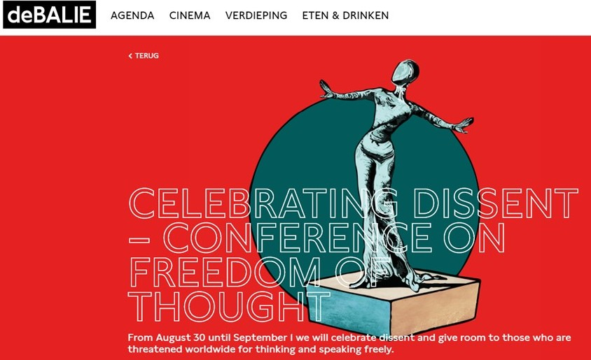 Celebrating Dissent – Conference on Free thought