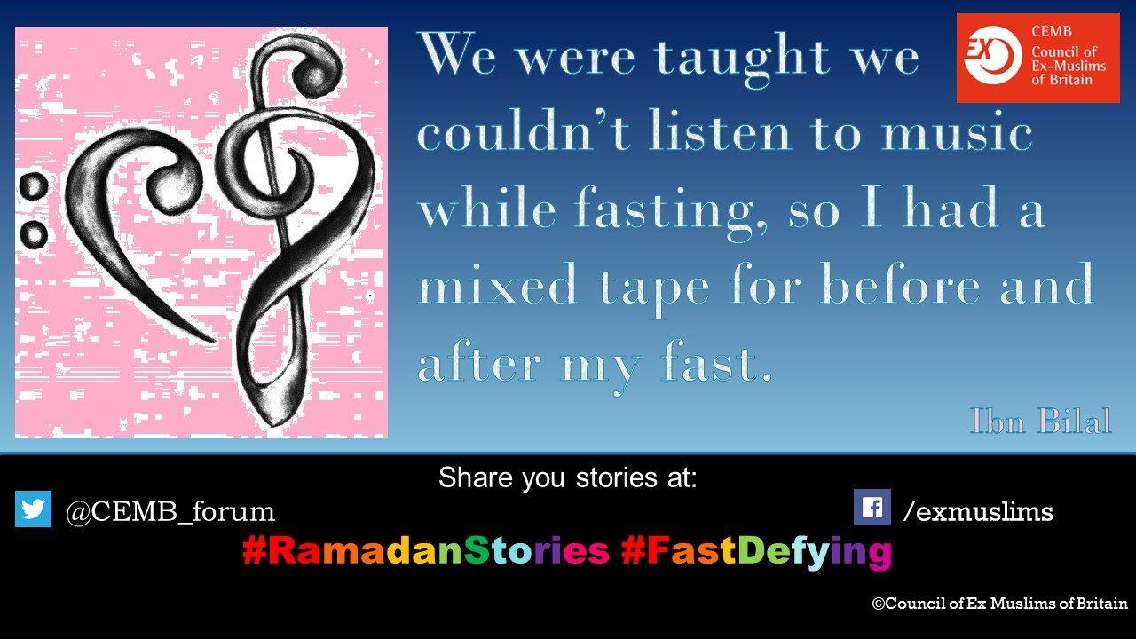 #RamadanStories