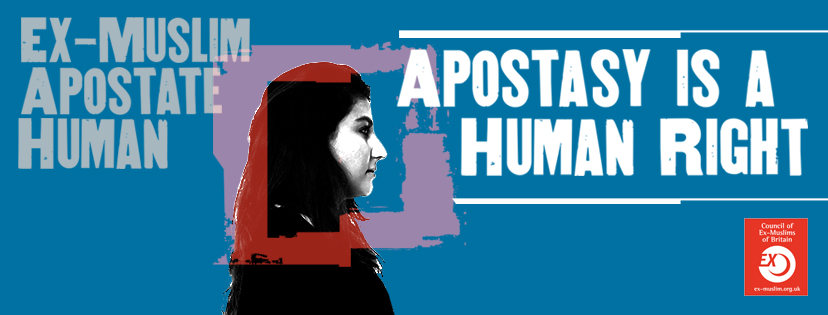 For Human Rights Day: Apostasy is a Human Right