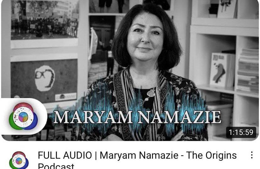 FULL VIDEO| Maryam Namazie – The Origins Podcast