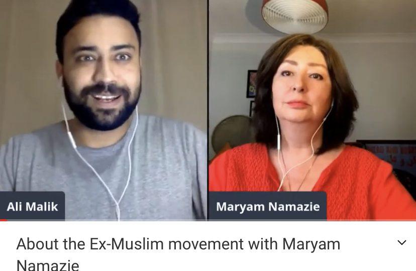 About the Ex-Muslim movement with Maryam Namazie and Ali Malik