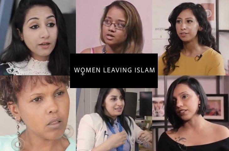 """Film: """"Kobiety opuszczające islam"""", EuroIslam, 13 December 2020"""