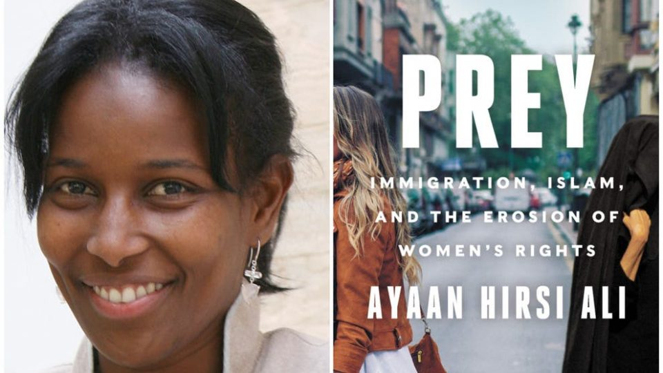 Maryam Namazie's Review of Prey: Immigration, Islam and the Erosion of Women's Rights by Ayaan Hirsi Ali, Evening Standard, 27 February 2021