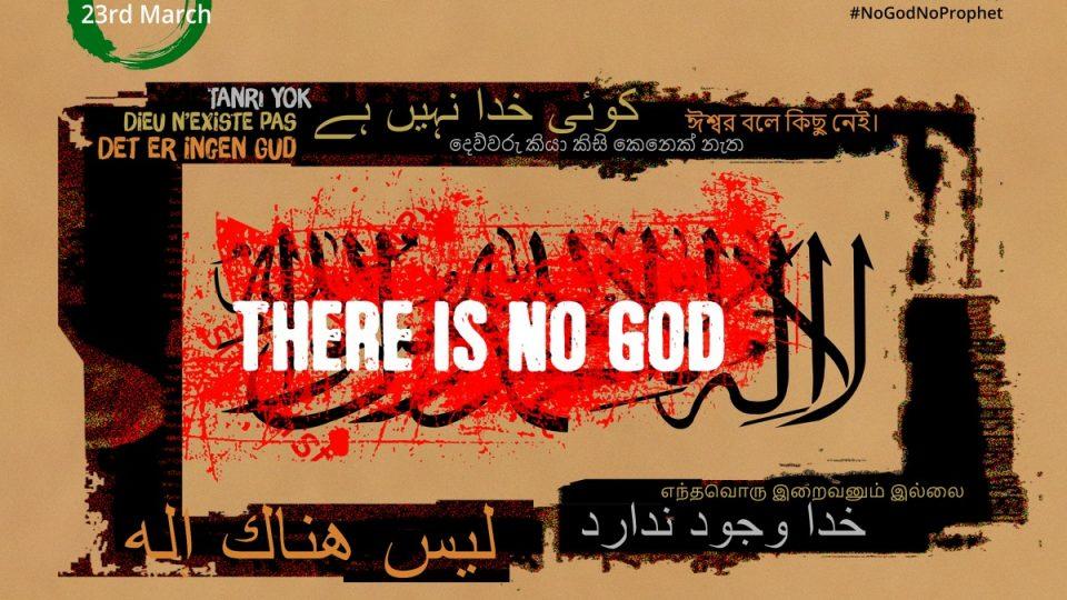23 March, International Atheist Day