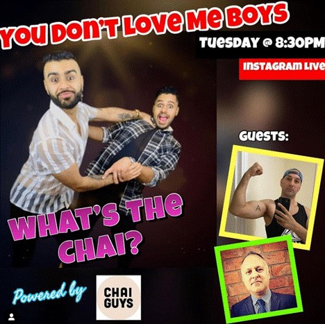 What's the Chai: Should You Be Gay and Muslim?